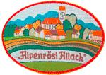 Logo des Trachtenvereins Alpenrösl Allach in München